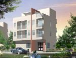 私人别墅混凝土框架结构建筑结构+效果图纸