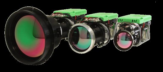 NOXCORE VISION制冷型红外热像仪原装进口制冷型红外热像仪模块