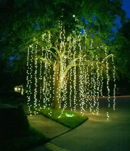 景观灯光设计。当灯光碰上景观,浪漫的夜晚就开始了!_34