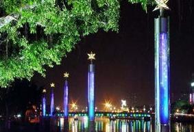 河北某街道某景观照明工程电气施工组织设计