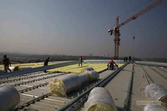 [安徽]火车站站房及相关工程绿色文明施工综合总结报告(附图较多)