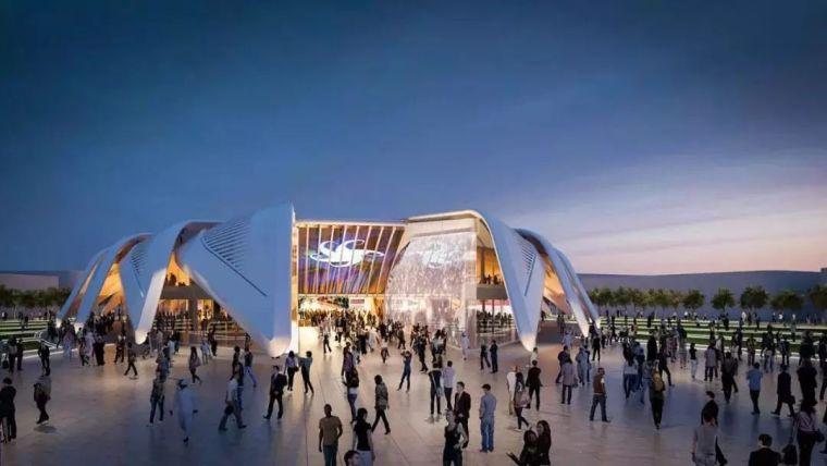 惊艳中国风丨2020迪拜世博会中国馆_30