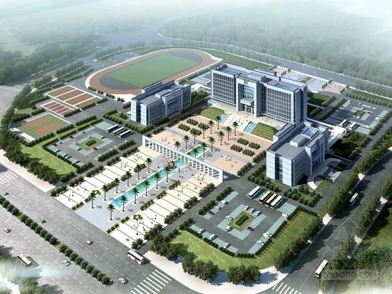[江苏]时代标志性行政办公建筑设计方案文本