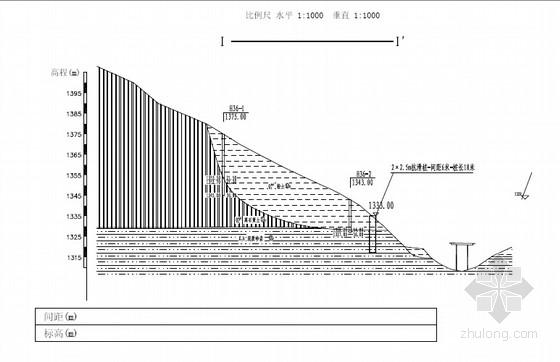 [陕西]高速公路各类型黄土滑坡处理设计图103页(知名大院)