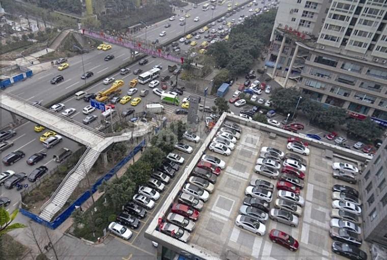 城市停车场的规划设计要点
