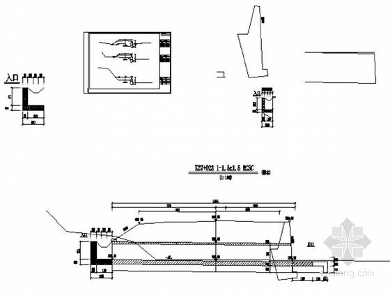 [湖南]盖板涵总体布置图33张(2m 4m 3m)