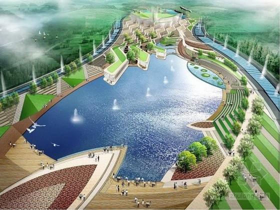 [青岛]世界主题园艺博览会规划设计方案