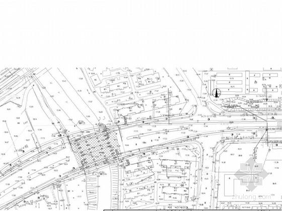 [安徽]含联络通道废水泵房盾构法地铁区间隧道设计图46张