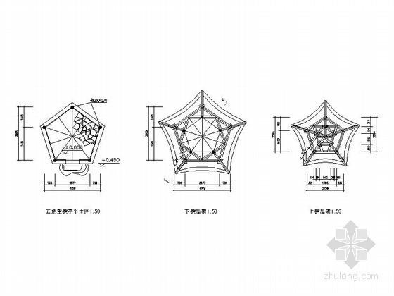 亭子设计施工图