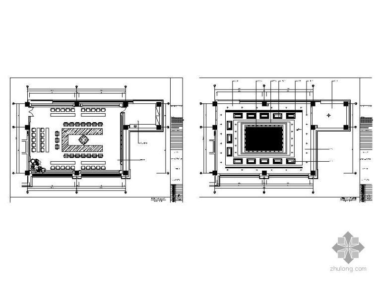 视频会议室平面图_2