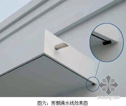 普通抹灰工程施工节点控制要求及图例