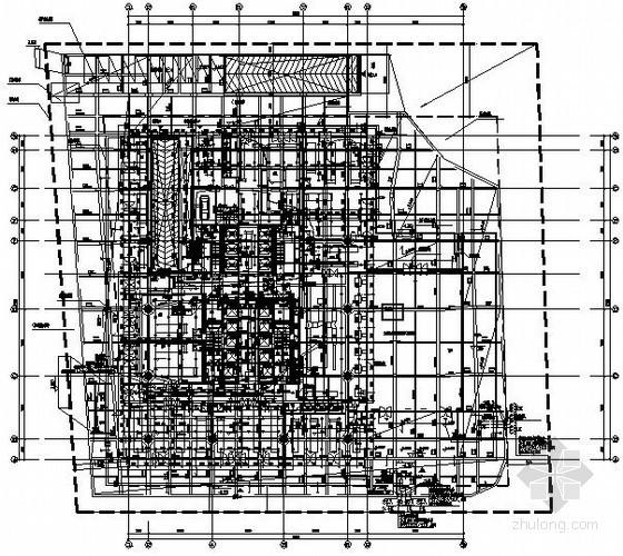 大空间智能型灭火系统(消防炮系统)节点详图