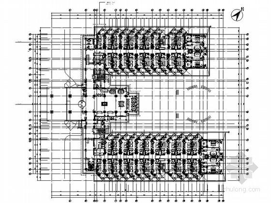 [西昌]高档特色五星级度假酒店全套施工图(含效果)
