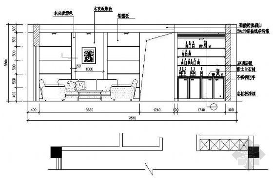 四室二厅装修图-4