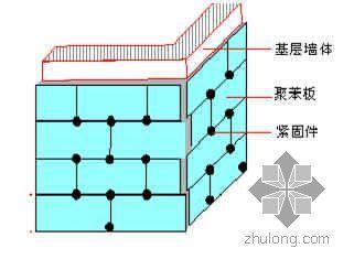 河南某科研办公楼建筑节能施工方案(附节点详图)