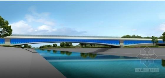 [河北]大跨径波形钢腹板预应力变截面连续组合箱梁桥设计与施工166页(混合配束)