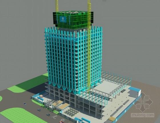 教学楼工程钢管混凝土浇筑施工技术交底
