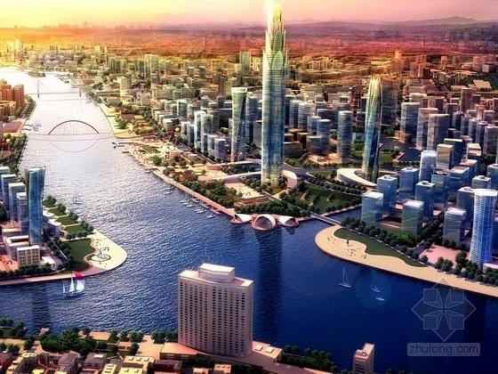 voc废气治理设计方案资料下载-[上海]某城市规划及单体设计方案文本