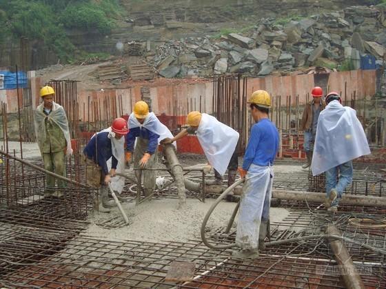 建筑工程转换层混凝土浇筑方案培训讲义