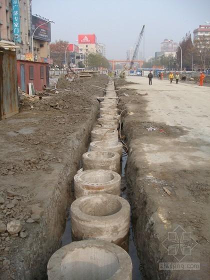 [江苏]12米深基坑PCMW工法桩加支撑体系支护施工组织设计(附图丰富 创优工程)