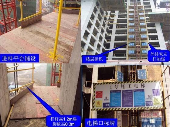 建筑工程安全文明施工场容场貌实施标准(附图非常丰富)