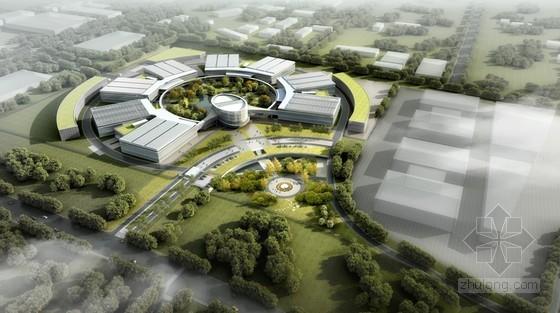 [山西]框架结构综合办公楼施工组织设计
