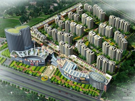 [杭州市]某103号地块项目规划设计文本