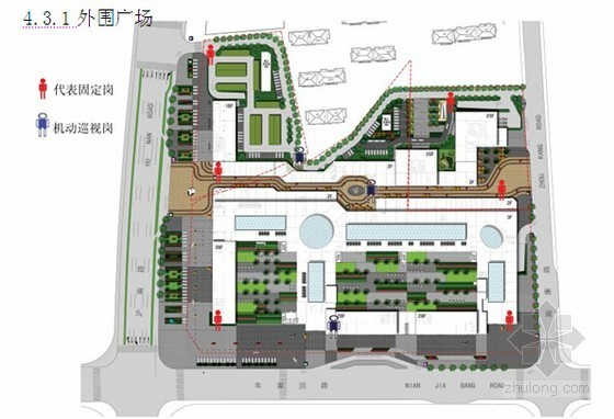 2014年知名商业广场项目全套物业管理方案(含消防管理 公共设施管理)