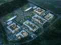 鄂尔多斯伊旗学校规划及建筑设计方案(高清效果图+施工图)
