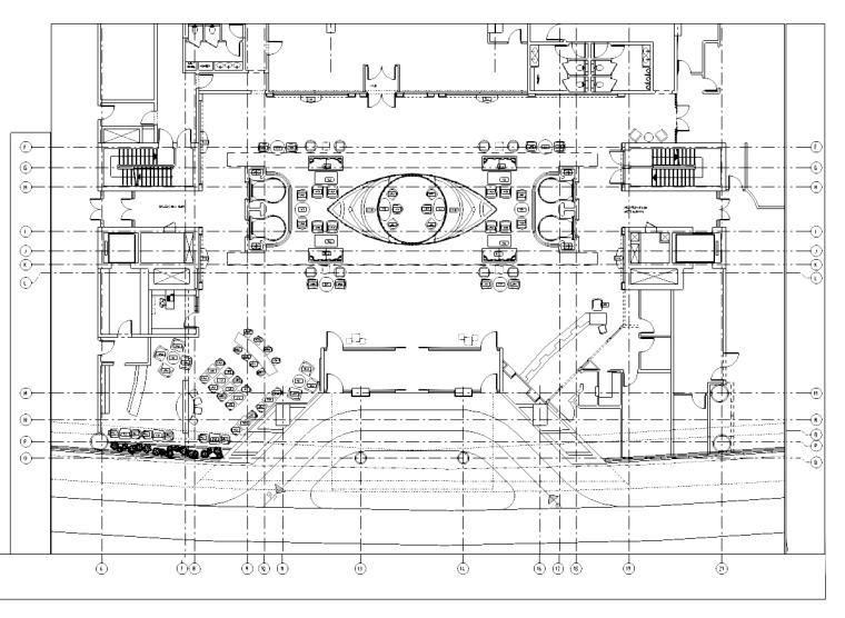 [四川]成都环球金融中心大厦施工图