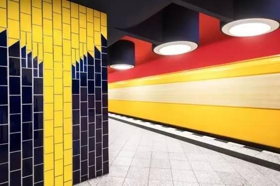 世界最美地铁景观,美到让你不想回家_34