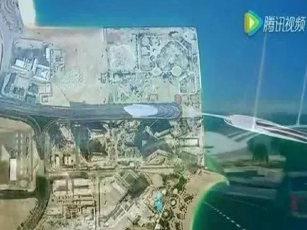 BIM技术在多哈大桥项目中的应用