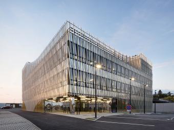 法国LA LICORNE办公楼