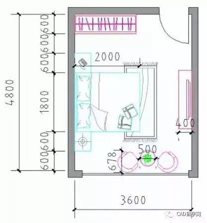 设计师终极福利!所有户型室内设计尺寸图解分析,建议永久收藏!_7
