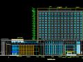 16层框剪结构开原酒店建筑施工图