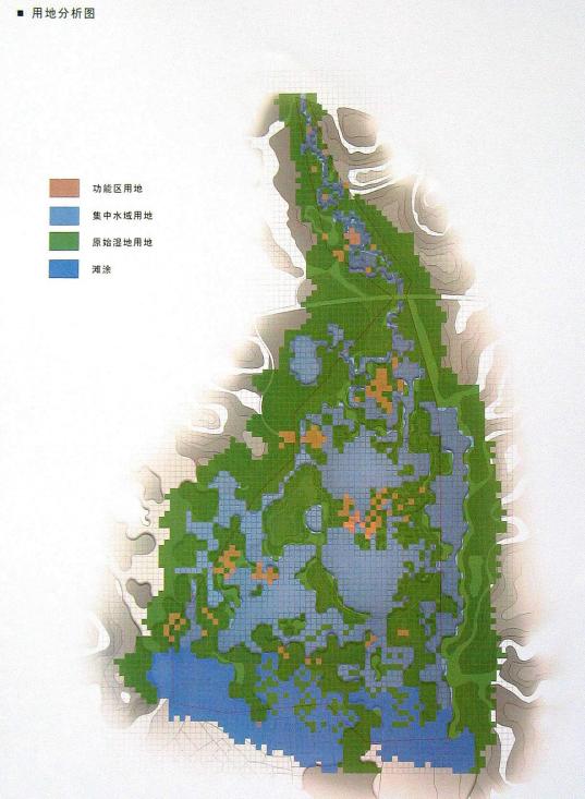 厦门马銮湾湿地生态重构示范区概念性规划设计