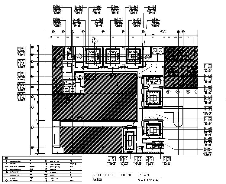 【重庆】48000平方酒店设计施工图(附效果图)_2