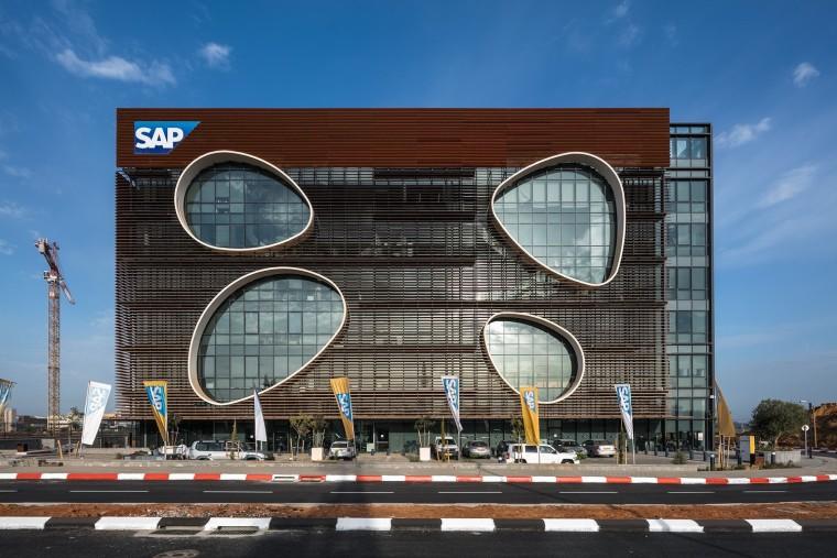以色列SAP总部大楼-3
