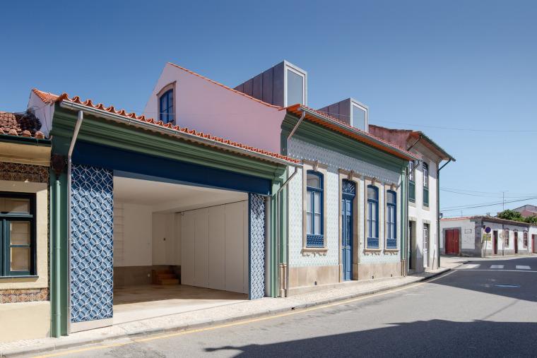 葡萄牙奥瓦尔住宅-25