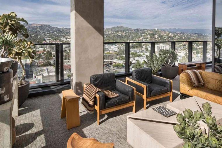 好莱坞的酒店公寓,奢华的画风都变了……_57