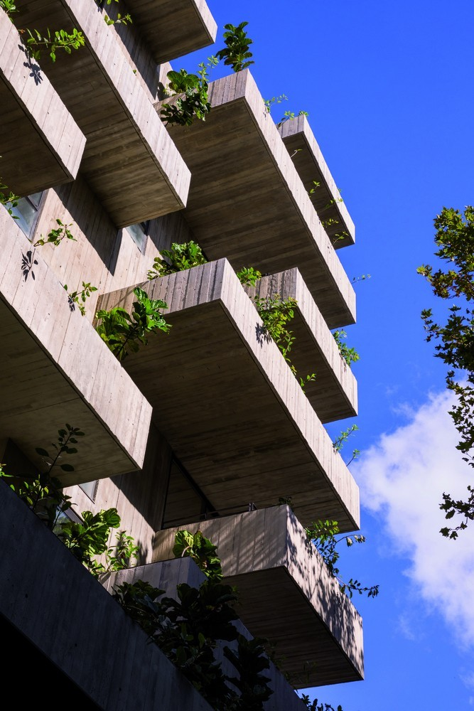 澳大利亚22套独特混合公寓外部实景图 (2)