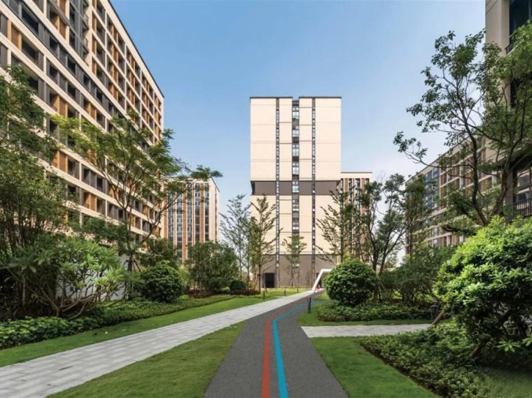 广州市花都区住宅景观