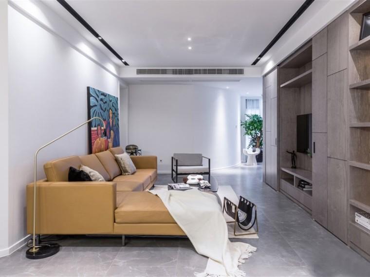 杭州现代简约的住宅