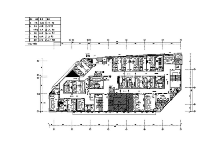 [福州]个性主题KTV设计施工图(含效果图)