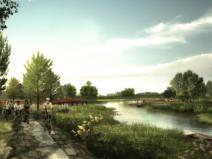 [湖南]张家港市双山岛水系景观北京赛车方案文本(包含PPT+93页)