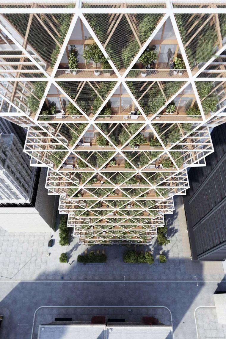 拥有独立生态系统的大楼-城市中的垂直农场_6