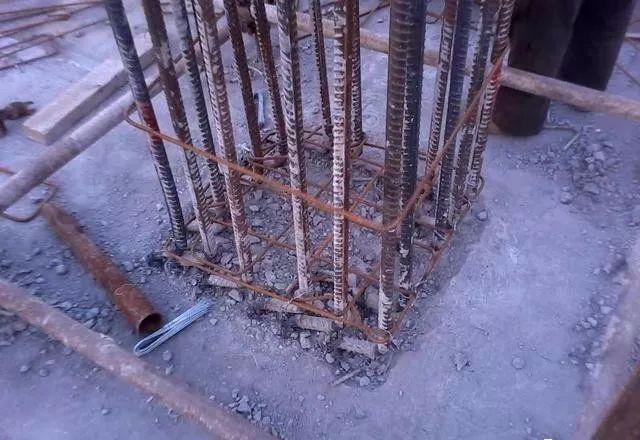 钢筋安装施工禁忌、分析及措施