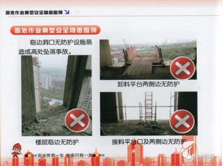 大用系列,建筑施工现场安全知识画册之高处作业_63
