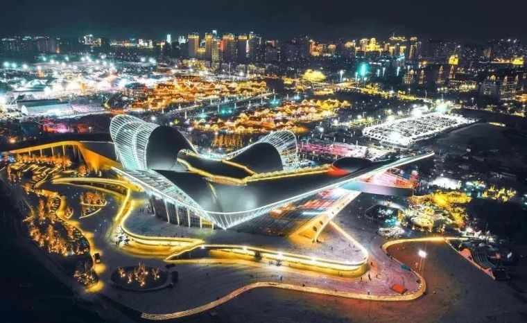 中国建筑工程钢结构金奖:凤凰之声大剧院