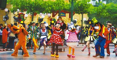 期待已久的上海迪士尼今日开园你准备好了吗?